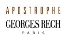 Logo Apostrophe Georges Rech